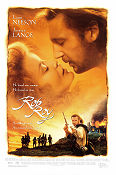 Rob Roy 1995 Movie poster Liam Neeson