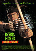 Robin Hood Men in Tights 1993 poster Cary Elwes Mel Brooks
