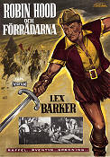 Captain Fuoco 1963 Movie poster Lex Barker