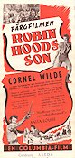 Bandit of Sherwood Forest 1946 poster Cornel Wilde