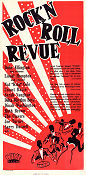 Rock n´Roll Revue 1955 poster Duke Ellington