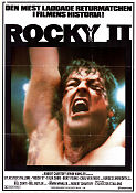 Rocky 2 1979 poster Talia Shire Sylvester Stallone