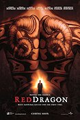 Red Dragon 2002 poster Anthony Hopkins Brett Ratner