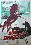 Red Stallion 1947 poster Robert Paige