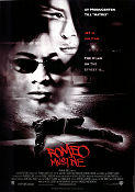 Romeo Must Die 2000 Movie poster Jet Li