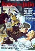 Romeo and Juliet 1955 poster Laurence Harvey