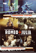 Romeo and Juliet 1996 Baz Luhrmann Leonardo di Caprio Claire Danes William Shakespeare
