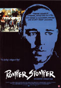 Romper Stomper 1992 Movie poster Russell Crowe