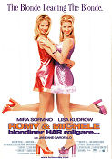 Romy and Michele's High School Reunion 1997 poster Lisa Kudrow