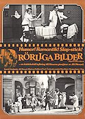 Rörliga bilder 1979 Movie poster Jiri Menzel