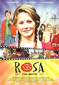 Rosa the Movie 2007 Movie poster Anna Ryrberg