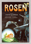 Rosen 1984 Movie poster Lars Amble Staffan Hildebrand