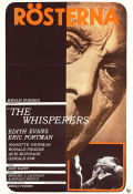 The Whisperers 1967 Movie poster Edith Evans