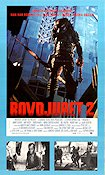 Predator 2 1990 poster Danny Glover Stephen Hopkins