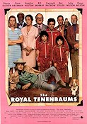 The Royal Tenenbaums 2001 poster Danny Glover Wes Anderson