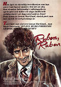 Reuben Reuben 1985 Movie poster Tom Conti