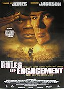 Rules of Engagement 2000 Movie poster Tommy Lee Jones