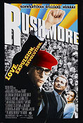 Rushmore 1998 poster Jason Schwartzman Wes Anderson