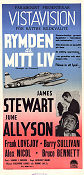 Strategic Air Command 1956 poster James Stewart Anthony Mann