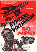 High Flight 1958 poster Ray Milland