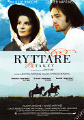 Ryttare p� taket 1994 Movie poster Juliette Binoche