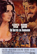 The Taming of the Shrew 1967 poster Elizabeth Taylor Franco Zeffirelli
