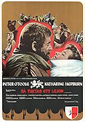 The Lion in Winter 1970 poster Peter O´Toole