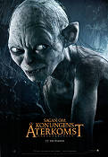 The Return of the King 2003 Movie poster Gollum