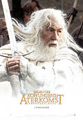 The Return of the King 2003 Movie poster Ian McKellen