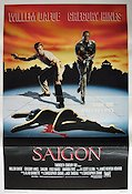 Saigon 1988 Movie poster Willem Dafoe
