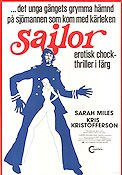 The Sailor Who Fell From Grace 1976 Movie poster Sarah Miles