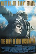 The Saint of Fort Washington 1994 poster Matt Dillon