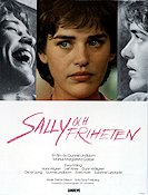 Sally och friheten 1981 Movie poster Ewa Fr�ling