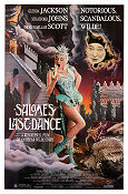 Salome's Last Dance 1988 Movie poster Ken Russell