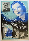 Mutterlied 1940 Movie poster Benjamino Gigli