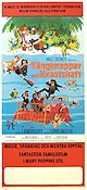 Bedknobs and Broomsticks 1972 poster Angela Lansbury