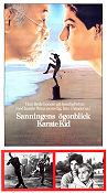 The Karate Kid 1984 poster Ralph Macchio John G Avildsen