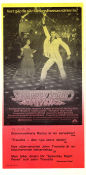 Saturday Night Fever 1979 poster John Travolta John Badham