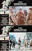 Saving Private Ryan 1998 lobby card set Tom Hanks Steven Spielberg