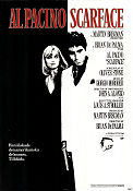Scarface 1983 poster Al Pacino