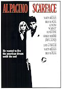 Scarface Poster reproduction B RO 60x90