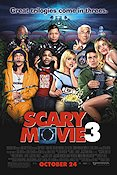 Scary Movie 3 2003 poster Anna Faris
