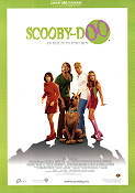 Scooby-Doo 2002 Movie poster Freddie Prinze Jr