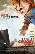 Seed of Chucky 2004 Movie poster Brad Dourif Don Mancini