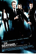 The Sentinel 2006 poster Michael Douglas Clark Johnson
