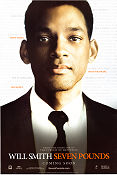 Seven Pounds 2008 Movie poster Will Smith