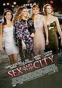 Sex and the City 2008 Movie poster Sarah Jessica Parker