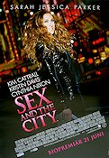 Sex and the City 2008 poster Sarah Jessica Parker