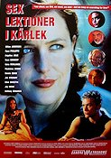 Playing by Heart 1996 poster Gillian Anderson
