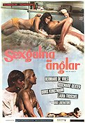 Sex of Angels 1969 poster Bernhard de Vries Ugo Liberatore